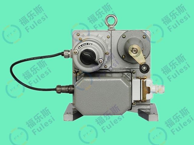 DKJ角行程电动执行器